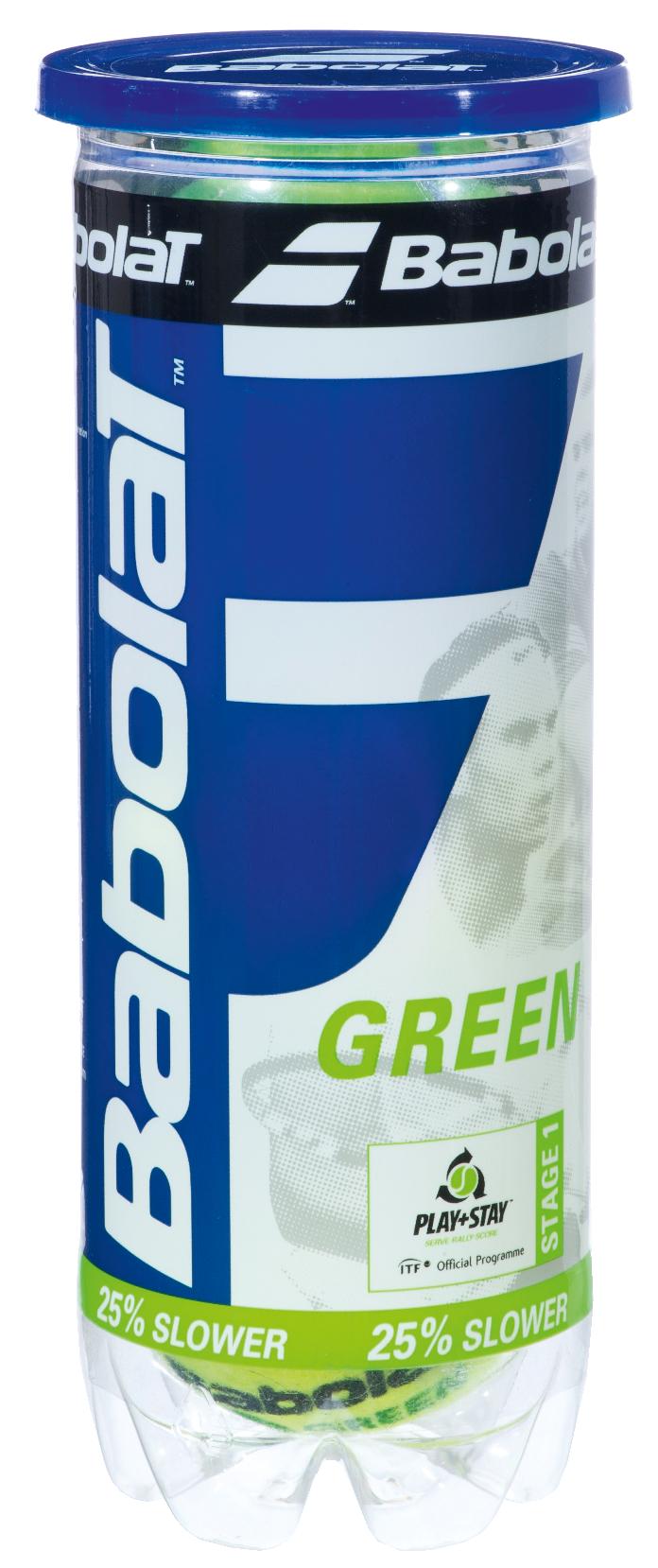 Groen (3 ballen/tube)
